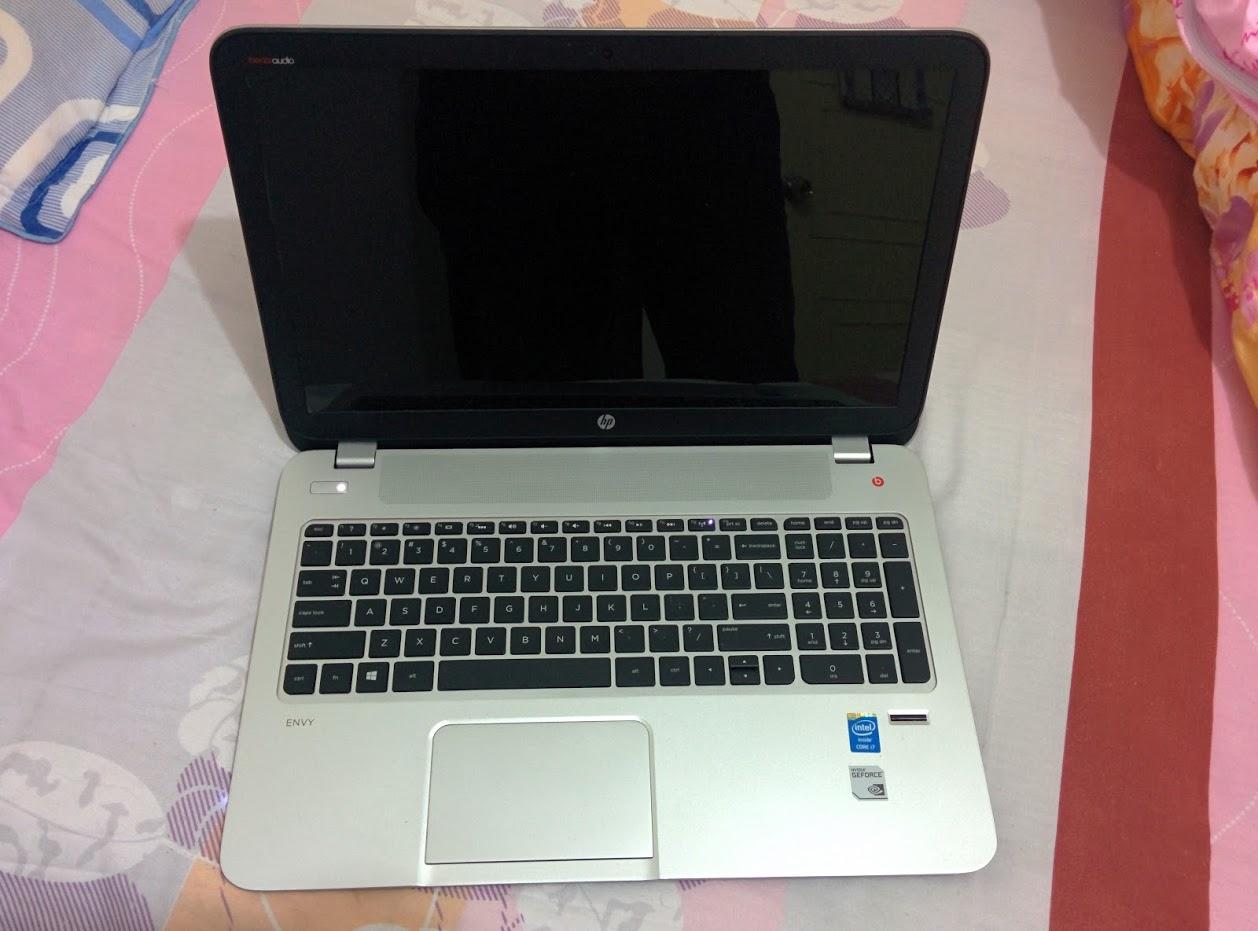 HP Envy 15 J105TX,花了我将近7000大洋,心痛的感觉你造嘛?